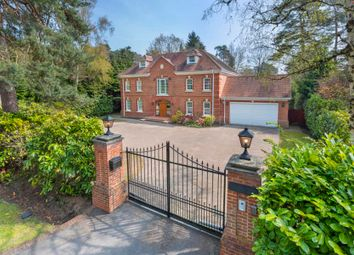 Thumbnail 5 bed detached house for sale in Abbots Drive, Wentworth, Virginia Water