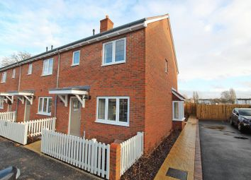 Thumbnail 3 bed end terrace house for sale in Frogmore Lane, Nursling, Southampton