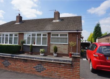 Thumbnail 2 bed semi-detached bungalow for sale in Fishpond Way, Stoke-On-Trent