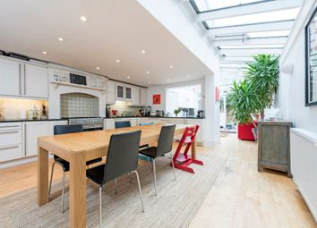 Thumbnail 5 bed terraced house to rent in Shelgate Road, London