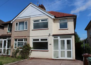 Thumbnail 3 bed semi-detached house for sale in Weald Lane, Harrow Weald