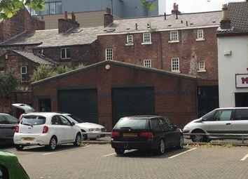 Thumbnail Warehouse for sale in Camperdown Street, Birkenhead