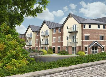 Thumbnail 3 bed property for sale in Brooklands House, Eccleshall Road, Stafford