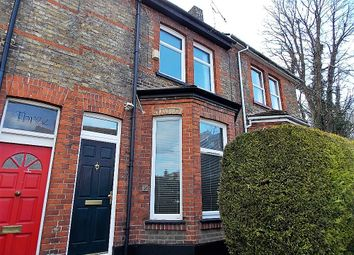 Thumbnail 3 bed terraced house for sale in Lumsden Terrace, Chatham