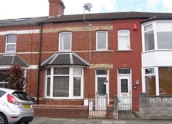Thumbnail 3 bed property to rent in Salisbury Road, Barry