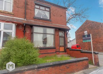 Thumbnail 3 bedroom end terrace house for sale in Highfield Road, Farnworth, Bolton, Lancashire