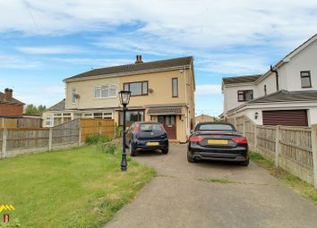 Thumbnail 3 bed semi-detached house for sale in Green Lane, Scawthorpe, Doncaster