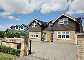 Thumbnail 3 bed detached house for sale in Priory Avenue, Harlow, Essex