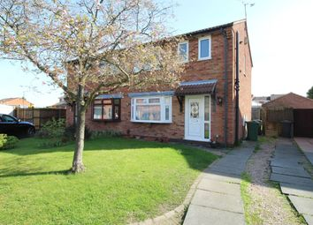 Thumbnail 3 bed semi-detached house to rent in Cheltenham Close, Bedworth