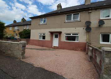 Thumbnail 2 bed flat for sale in Kinloss Crescent, Cupar