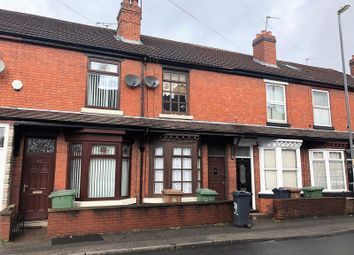 Thumbnail 3 bed terraced house to rent in Granville Street, Willenhall