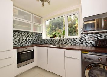 Thumbnail 2 bed flat for sale in Okehampton Crescent, Welling, Kent