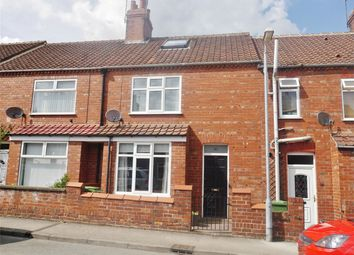 Thumbnail 2 bedroom terraced house for sale in Jamieson Terrace, South Bank, York