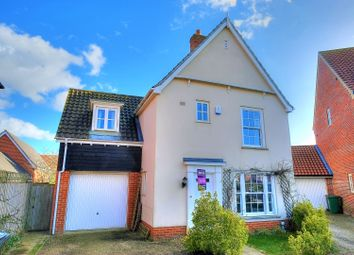 Thumbnail 3 bedroom detached house for sale in Culloden Avenue, Norwich