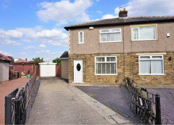 Thumbnail 2 bed semi-detached house for sale in Plumpton Walk, Bradford