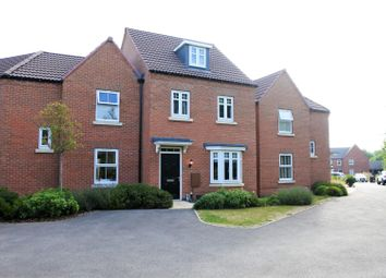 Thumbnail 3 bed semi-detached house for sale in Tamworth Close, Grantham
