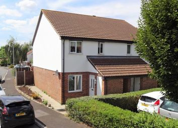 Thumbnail 1 bed flat for sale in Hawkes Road, Eccles, Aylesford