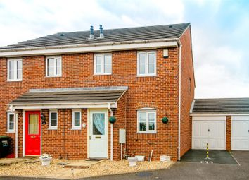 Thumbnail 3 bedroom semi-detached house for sale in Windrush Close, Pelsall