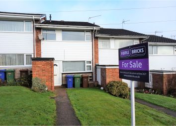 Thumbnail 3 bed terraced house for sale in Green Lane, Rugeley