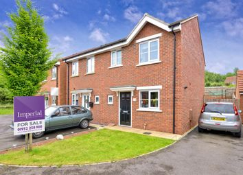 Thumbnail 3 bedroom semi-detached house for sale in Cloisters Way, St Georges