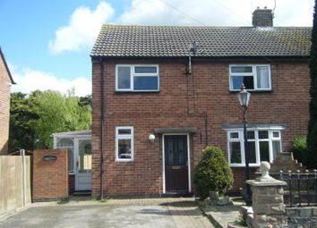 Thumbnail 3 bed semi-detached house to rent in Maple Grove, Newark