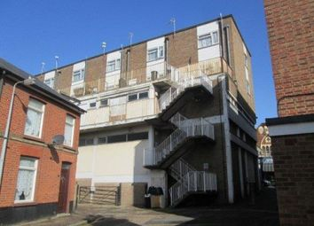 Thumbnail 2 bed flat for sale in 12A Central House, High Street, Harwich, Essex