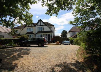Thumbnail 3 bedroom semi-detached house for sale in Cuffley Hill, Goffs Oak, Waltham Cross