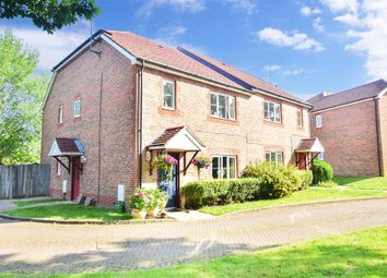 Thumbnail 2 bed maisonette for sale in Roberts Way, Cranleigh, Surrey