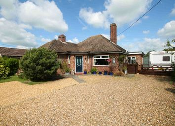 Thumbnail 4 bedroom detached bungalow for sale in Hillside, Orwell