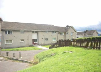 Thumbnail 1 bed flat for sale in Irving Quadrant, Hardgate, Clydebank
