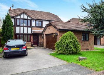 4 bed detached house for sale in Edward Gardens, Woolston, Warrington, Cheshire WA1