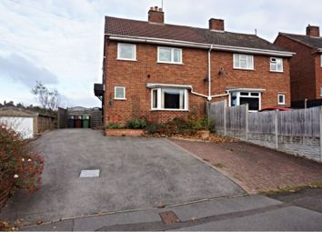 Thumbnail 2 bed semi-detached house to rent in Churchill Road, Bromsgrove