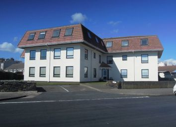 Thumbnail 2 bed flat for sale in Queens Promenade, Ramsey, Isle Of Man