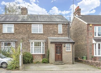 Thumbnail 3 bed semi-detached house for sale in Oxford Road, Horsham