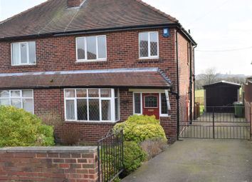 Thumbnail 3 bed semi-detached house for sale in Silcoates Lane, Wrenthorpe, Wakefield, West Yorkshire