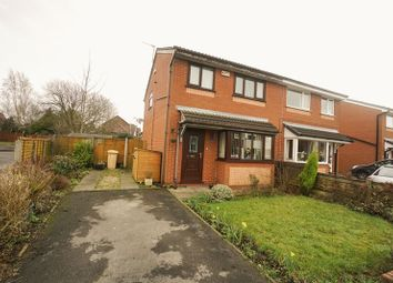 Thumbnail 3 bed semi-detached house for sale in Mason Street, Horwich, Bolton
