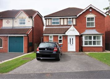 Thumbnail 4 bed detached house to rent in Surrey Way, York