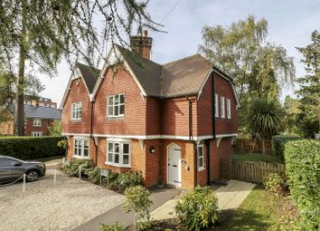 Thumbnail 3 bed semi-detached house for sale in Lynwood, Rise Road, Sunningdale, Ascot
