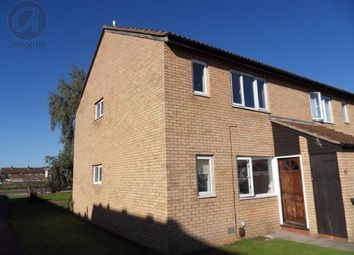 Thumbnail 1 bed flat to rent in Alburgh Close, Bedford