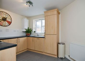 Thumbnail 2 bed flat for sale in Victory Close, Lichfield
