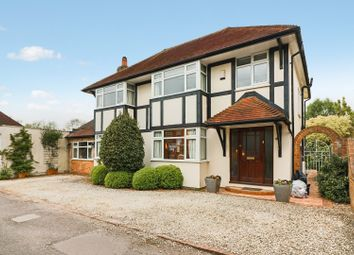 Thumbnail 5 bed detached house for sale in Plough Lane, Harefield