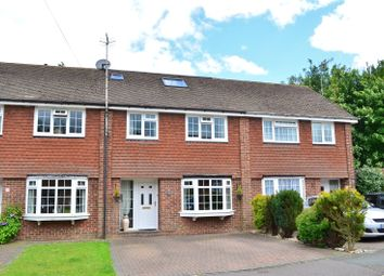 Thumbnail 4 bed terraced house for sale in East Grinstead, West Sussex