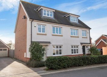 Thumbnail 4 bed semi-detached house for sale in Saxon Mews, Sherburn-In-Elmet
