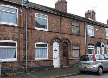 Thumbnail 2 bedroom terraced house to rent in Tailors View, Arnold Street, Nantwich