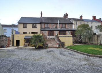 Thumbnail 4 bed detached house for sale in Lythmore, Clifton Street, Laugharne