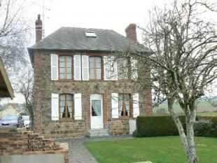 Thumbnail 3 bed country house for sale in Les Cheris, Manche, 50220, France