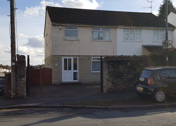 Thumbnail 3 bed terraced house to rent in New Cheltenham Road, Kingswood, Bristol