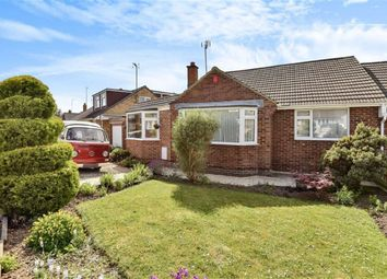 Thumbnail 3 bed semi-detached bungalow for sale in Kennet Road, Wroughton, Wiltshire