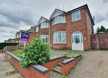 Thumbnail 3 bed semi-detached house for sale in Conaglen Road, Aylestone, Leicester