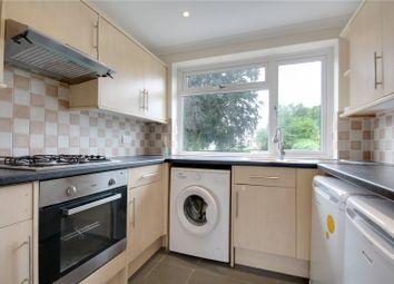 Thumbnail 2 bedroom maisonette to rent in Brox Road, Ottershaw, Surrey